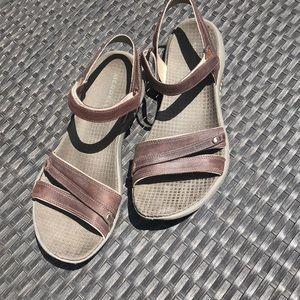 Women's Merrell Brown Sandals